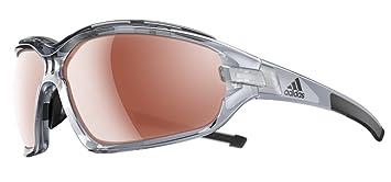 adidas Brille Evil Eye evo pro ad09 6500 Grey transparent