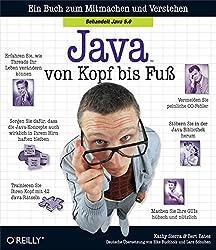 Java von Kopf bis Fuß (German Edition)