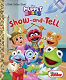 img - for Show-and-Tell (Disney Muppet Babies) (Little Golden Book) book / textbook / text book