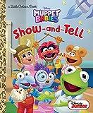 #6: Show-and-Tell (Disney Muppet Babies) (Little Golden Book)