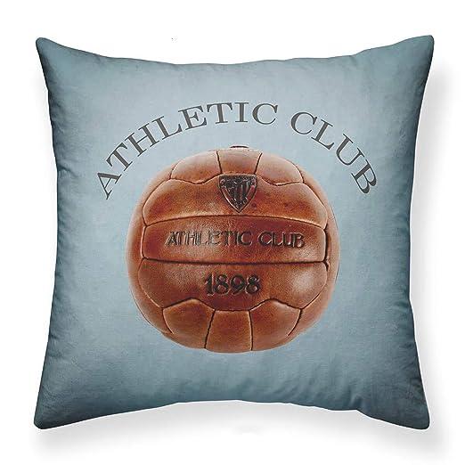 Funda Cojín Athletic Club de Bilbao Balon: Amazon.es: Hogar