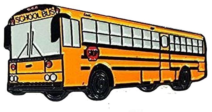 Thomas HDX School Bus Lapel Pin