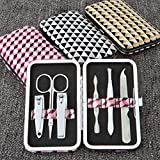 48 Geometric Manicure Sets