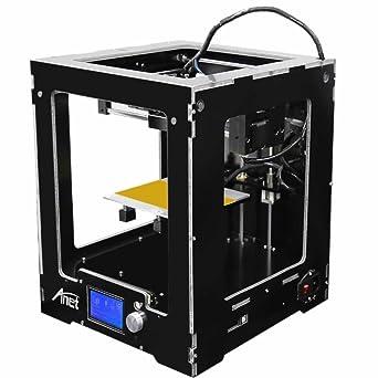Anet A3 Impresora 3D de escritorio completa ensamblada, alta ...