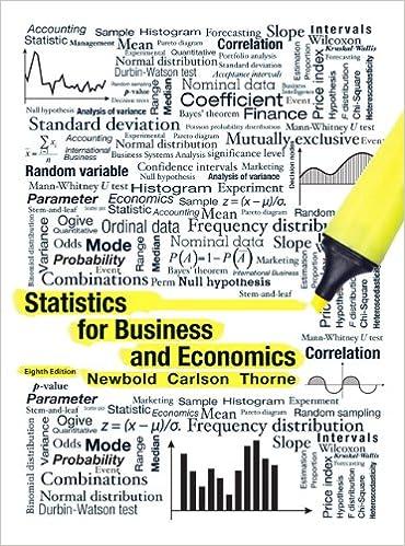 Amazon statistics for business and economics 8th edition statistics for business and economics 8th edition 8th edition fandeluxe Choice Image