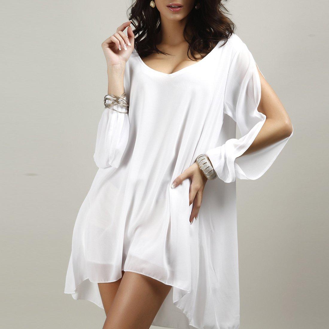 Qiyun Vestido para Mujer