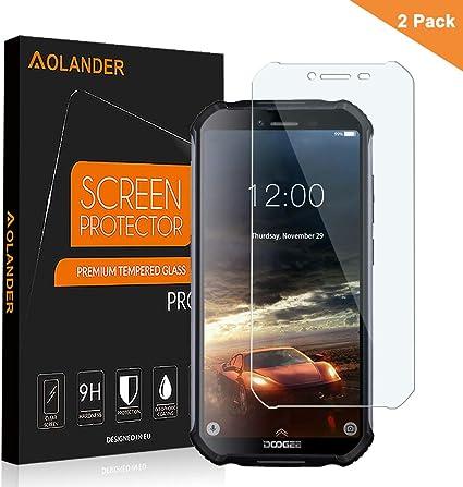 AOLANDER Compatibile with Doogee S40/Doogee S40 Lite Protector de ...