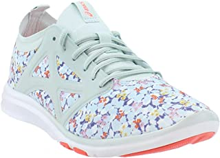 ASICS Women's Gel-Fit Yui 2 SE Sprout Green/Flash Coral/White 9 B US B (M)