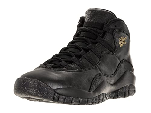 f589d81ec342 Image Unavailable. Image not available for. Color  Nike Air Jordan 10 X  Retro NYC Premium basketball shoes ...