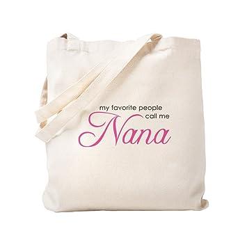 48d11209a62a Amazon.com  CafePress - Favorite People Call Me Nana - Natural ...