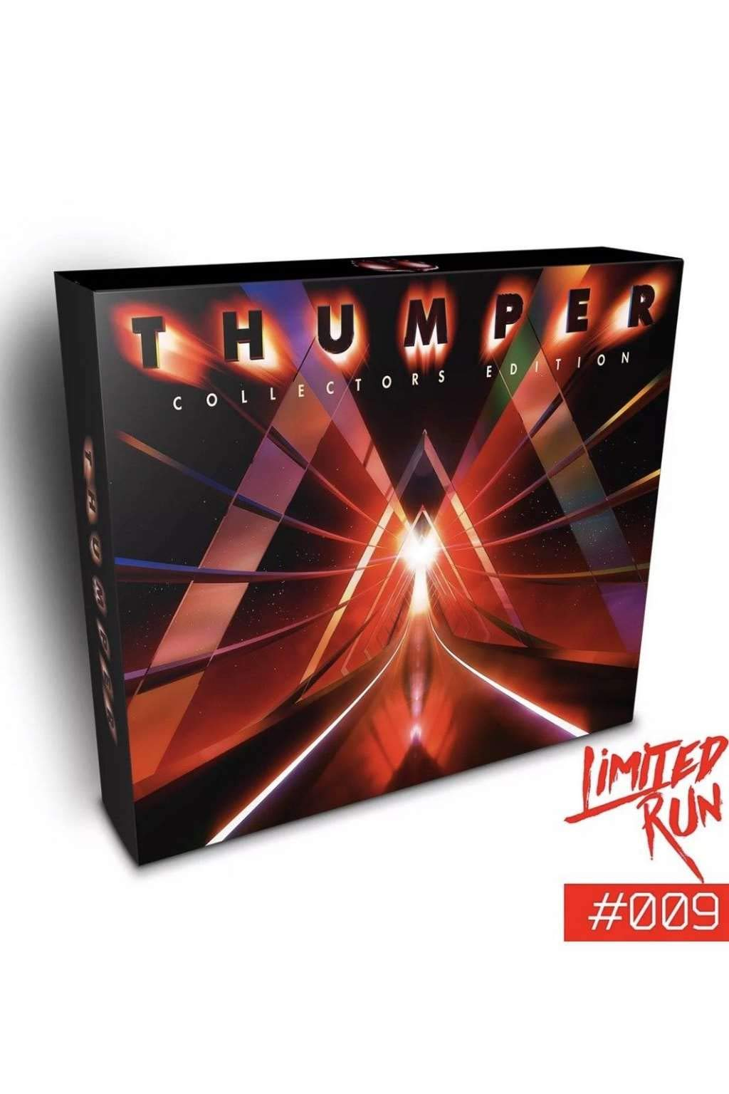 Thumper Collector's Edition - (Limited Run #9) - Nintendo Switch