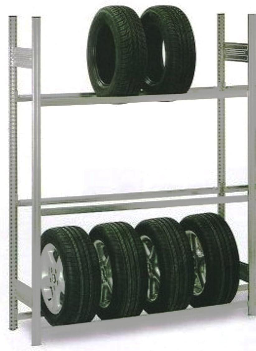 Wiebild Reifenregal Für Mind 12 Reifen Höhe 2m Breite Länge 1m Auto