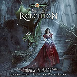 Rebellion Audiobook