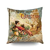 Capsceoll Christmas night before christmas santa