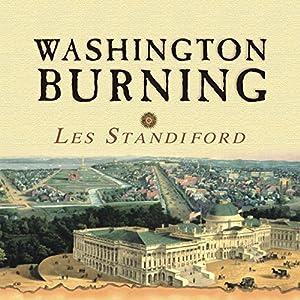 Washington Burning Audiobook