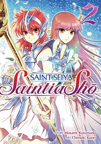 Saint Seiya: Saintia Sho Vol. 2