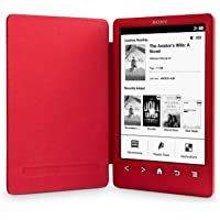 Sony Digital eBook Reader with Integrated Snap Cover PRS-T3 RC RED 6-inch Wi-Fi model