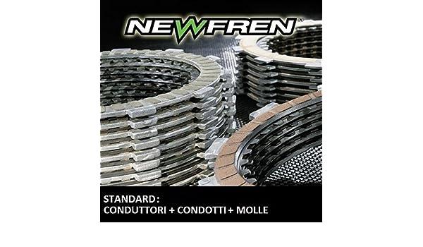 .f.1475acm Discos Embrague NEWFREN STD Derbi Senda 50 cc 2000 - 2001 R Xtream: Amazon.es: Coche y moto