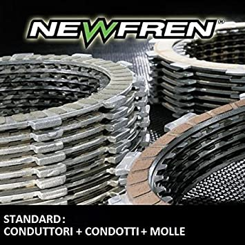 .f.1475acm Discos Embrague NEWFREN STD Derbi Senda 50 cc 1997 - 1999 Supermotard: Amazon.es: Coche y moto