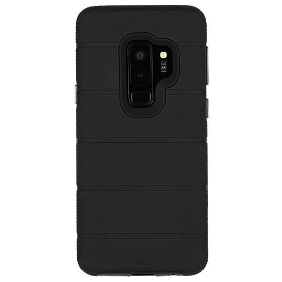 quality design fda4e 51967 Case-Mate - Samsung Galaxy S9+ / S9 Plus Back Case Cover - Tough MAG - Grip  - Ultra Protective - 10 ft Drop Protection - Slim Design - Black