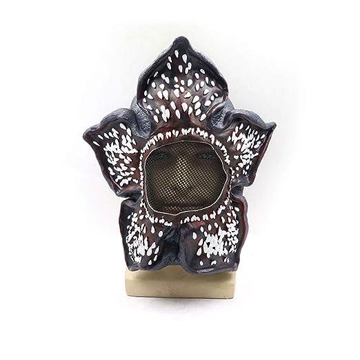 Yissma Máscaras Demogorgon, Figuras de acción Máscara de látex de ...