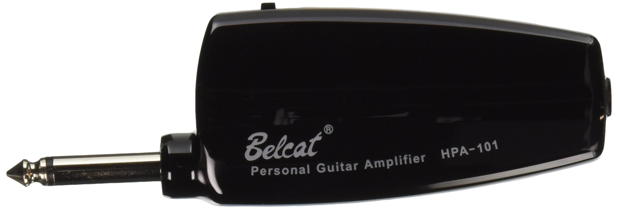1pkg Belcat HPA-101 BLACK Guitar Headphone Amplug Plug in Amplifier w/ Distortion and Clean Sound