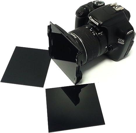 Filtro de fotografia cuadrado para portafiltros cokin 84x95mm ND16 ...