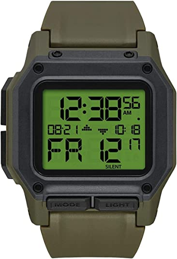 Reloj NIXON Regulus Verde Unisex