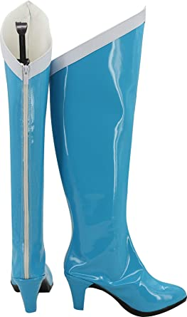 Amazon.com: Cosplay - Zapatillas para Sailor Moon Mercury ...