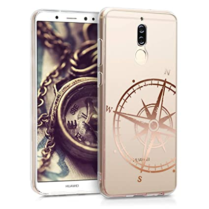 Amazon.com: kwmobile Crystal Case - Carcasa para Huawei Mate ...