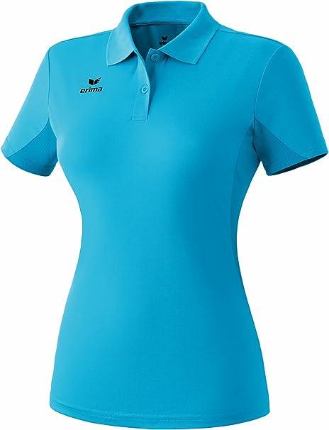 3ffeb12b23a071 erima Damen Funktions Poloshirt  Amazon.de  Sport   Freizeit