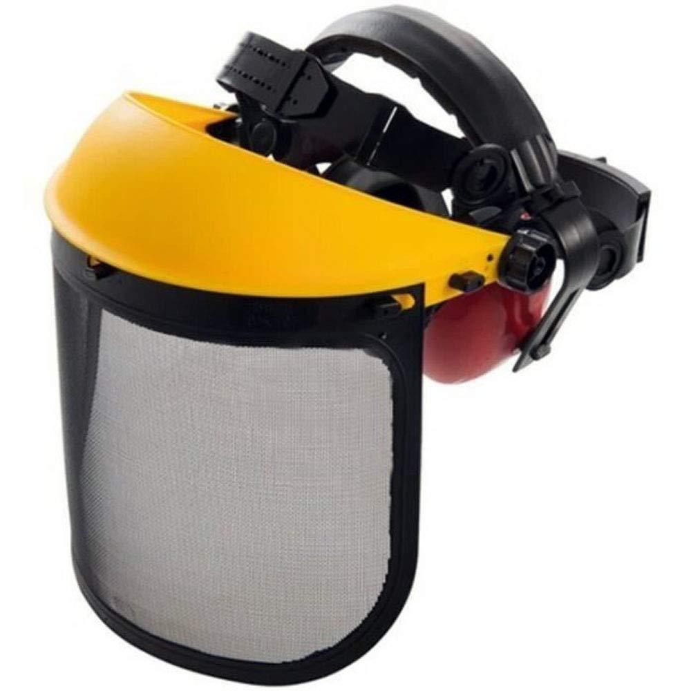 Captelec Visor DIY - Protección para los ojos y los oídos: Amazon ...