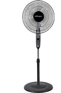 Orbegozo SF 0148 Ventilador de pie, 50 W, Negro