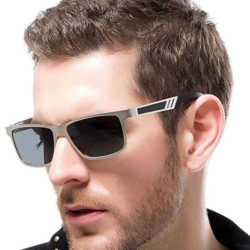 hombre FLY sol de Gafas Grau Silber a6560 HAWK para qwtrXWnEwv