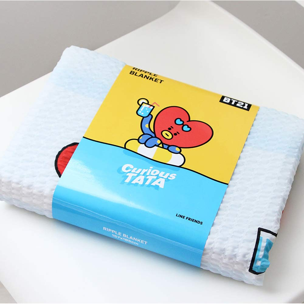 NARA HOMEDECO BTS Official Riple Sheet + IDOLPARK Gift (TATA)