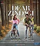 Dear Zindagi Hindi Blu-Ray Stg: Sharukh Khan, Alia Bhatt (Bollywood Film)