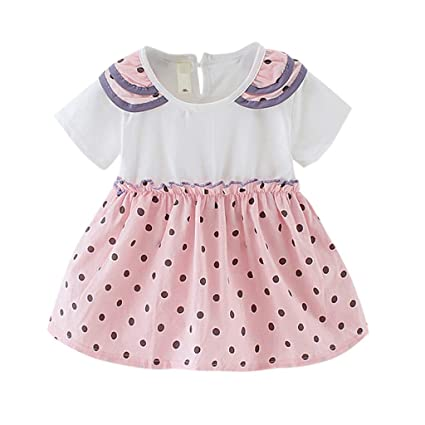 58109d998 Image Unavailable. Image not available for. Color: ❤ Mealeaf ❤ Infant Kid  Baby Girl ...