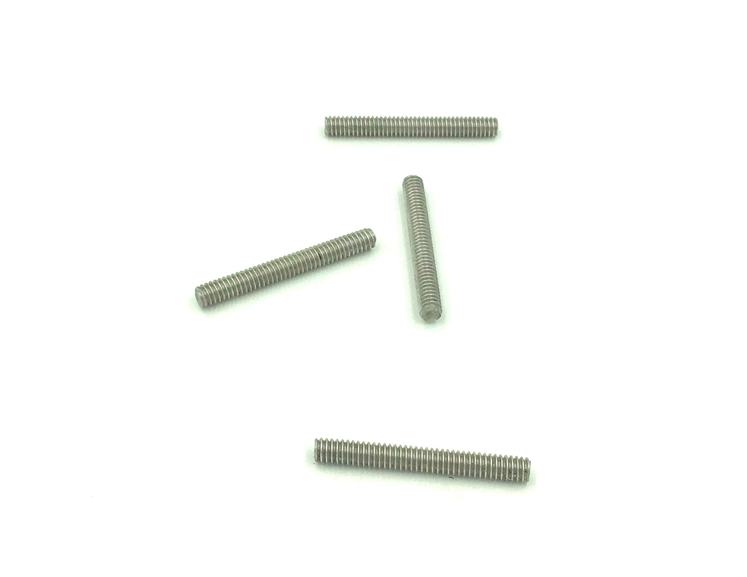 1/4-20 Full Thread Stud Aluminum (50, 1/4''-20 x 12'') by Generic (Image #1)