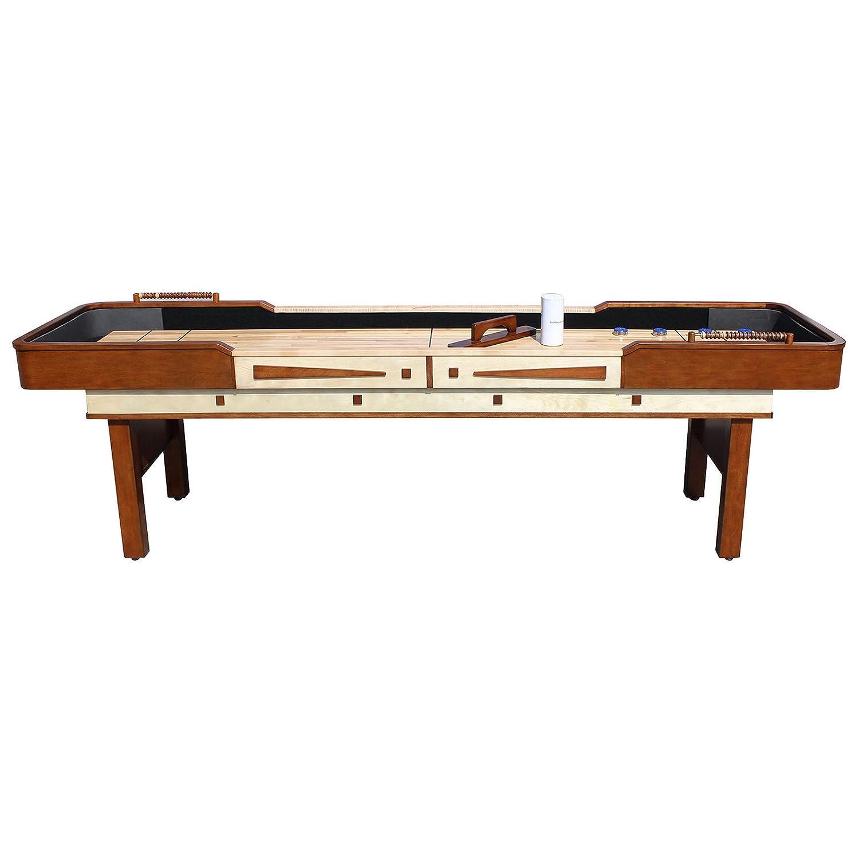 Amazon.com : Hathaway Merlot 12 Ft. Shuffleboard Table : Sports U0026 Outdoors