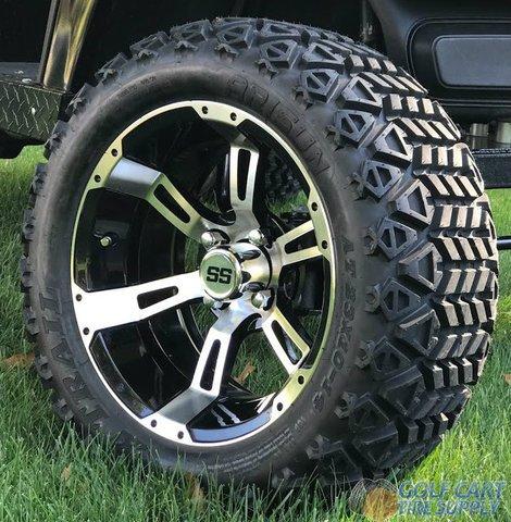 14 Inch All Terrain Tires - 2