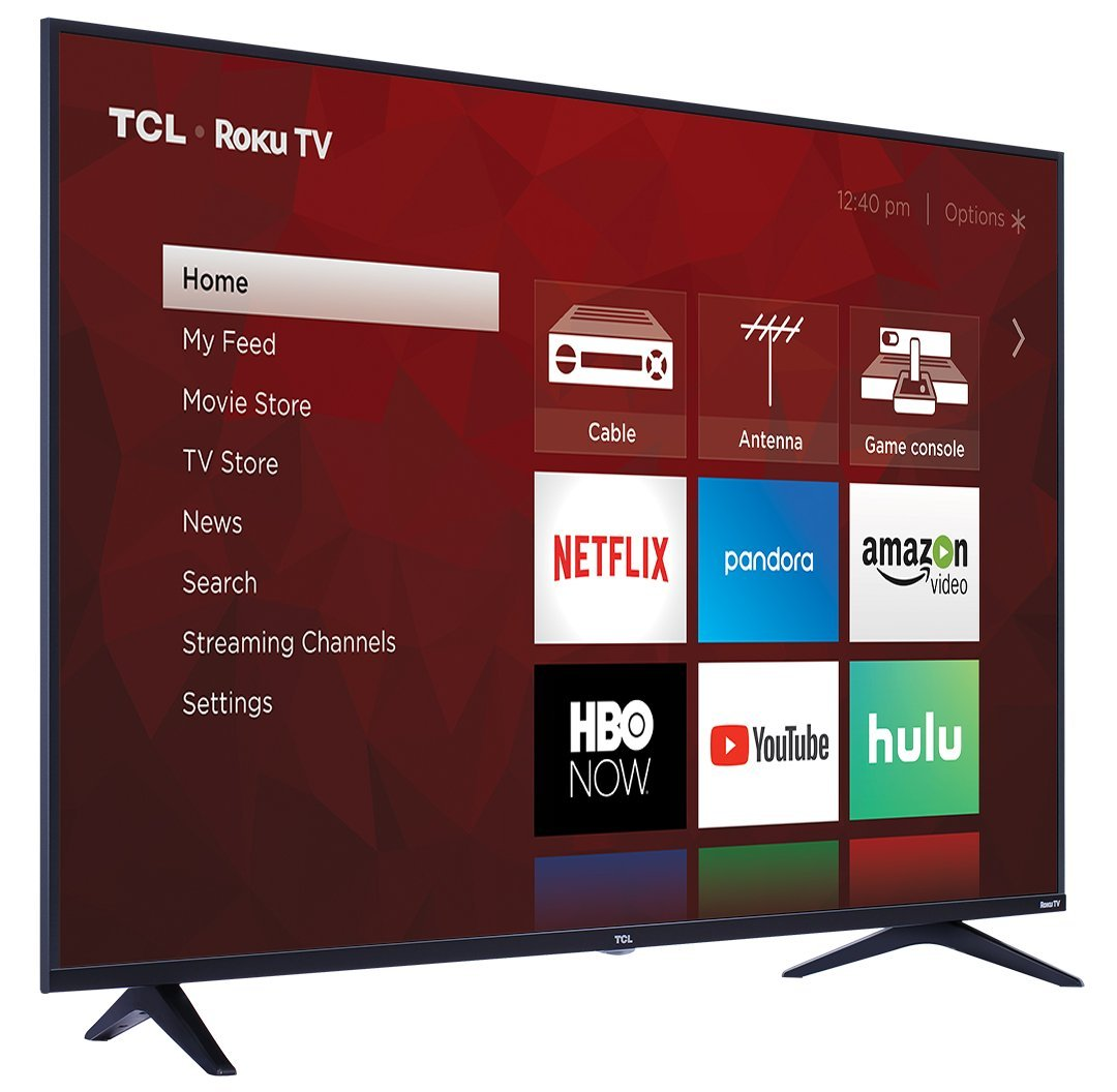 TCL 55S517 Review