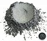 50gr ''Katana Grey'' Mica Powder Pigments (Resin, Paint, Epoxy, Soaps, Nail Polish, Liquid Wraps)