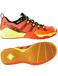 Salming Kobra Magma Red/Black Indoor Court Shoes