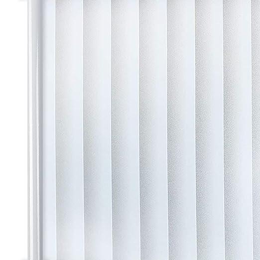 Homein Fensterfolie Milchglasfolie Sichtschutzfolie Klebefolie