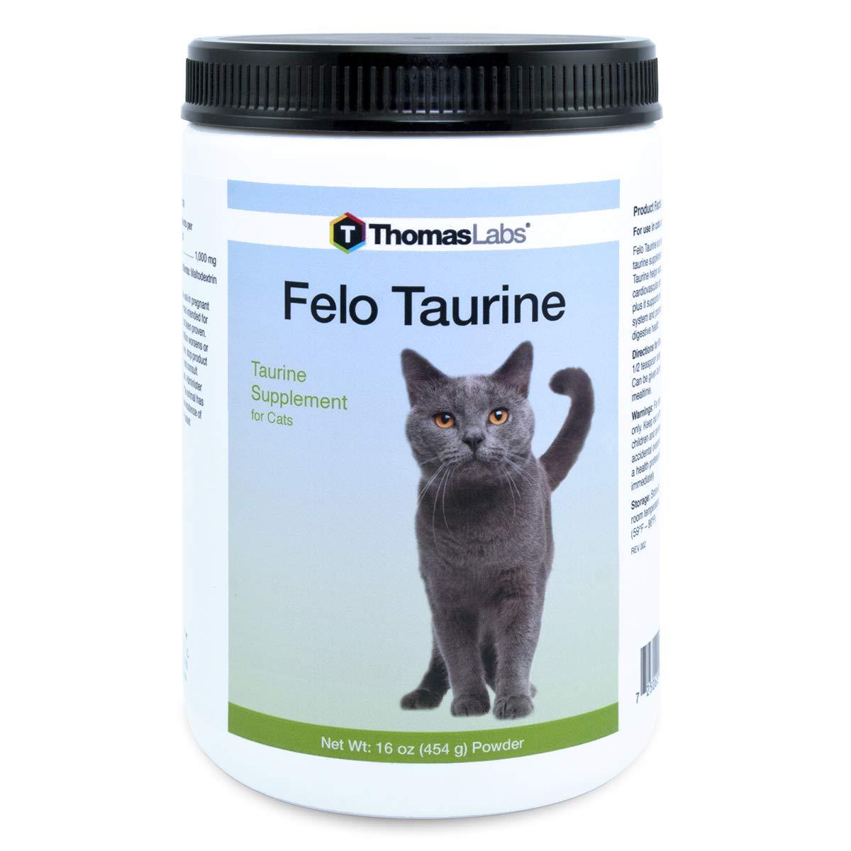 Thomas Labs Felo Taurine 16 ounce Powder by Thomas Lab