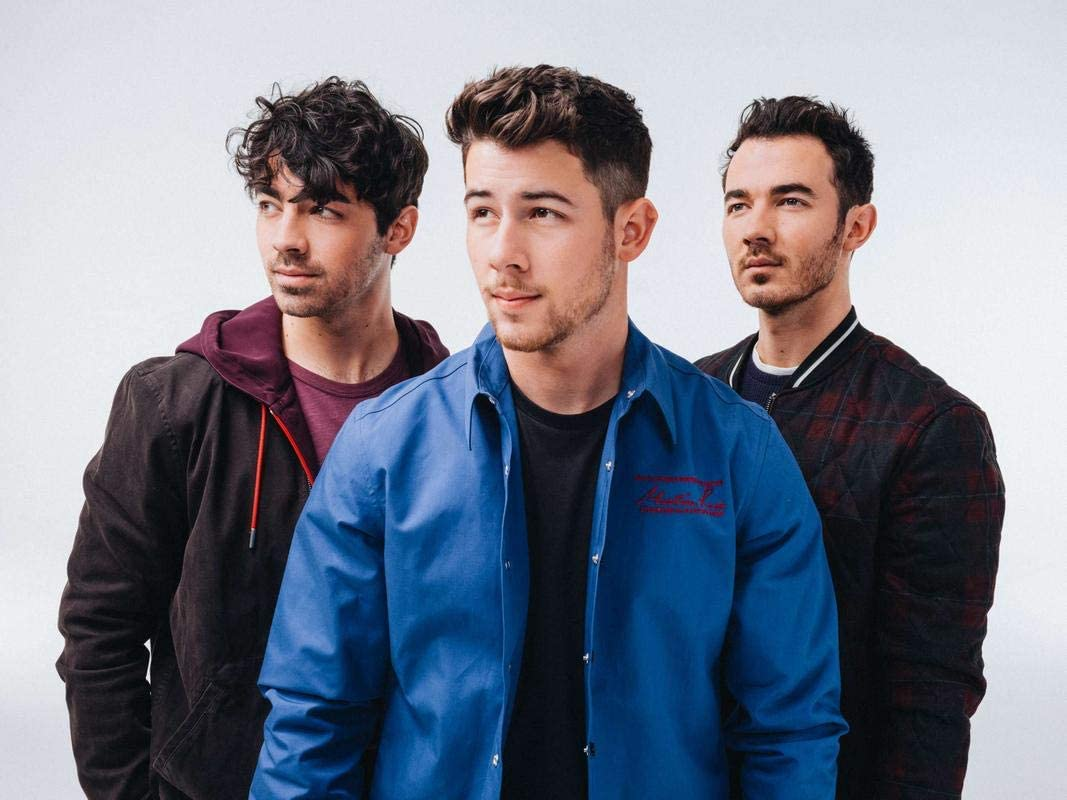 Jonas Brothers coloring page | 800x1067