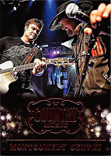 Montgomery Gentry trading card (Country Music Duo) 2014 Panini #76 from Autograph Warehouse