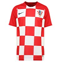 NIKE Croatia 2018 Home Jersey - Red/White