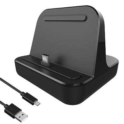 Amazon com: USB Type C Charger, Acessorz Desktop USB High