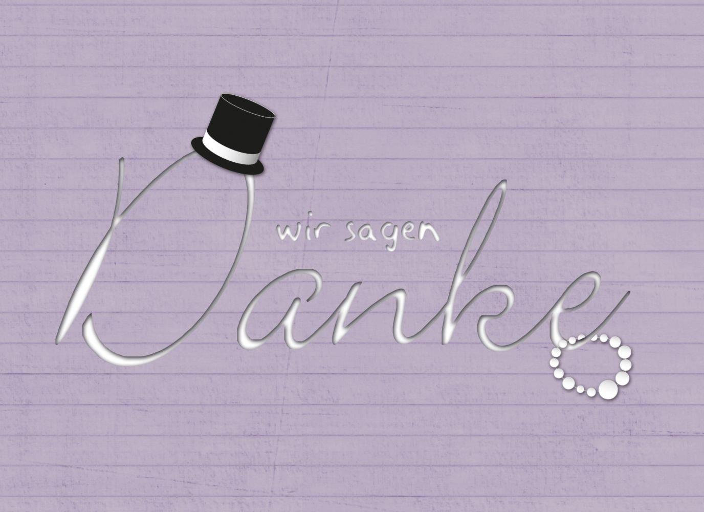 Kartenparadies Danksagung für Hochzeitsgeschenke Hochzeit Dankeskarte Kette Zylinder, hochwertige hochwertige hochwertige Danksagungskarte Hochzeitsglückwünsche inklusive Umschläge   10 Karten - (Format  148x105 mm) Farbe  Rosa B01N36BH5D | Bestellung willkom dfcdef